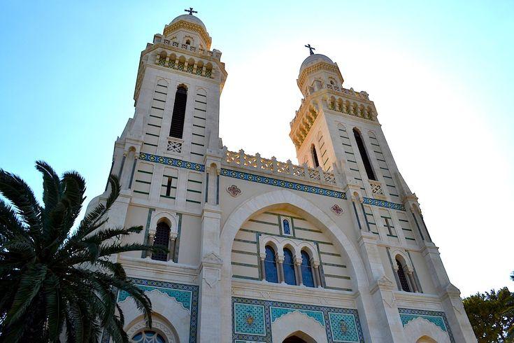 Basilica Saint Augustine of Hippo / Basilique Saint-Augustin d'Hippone [la cité antique qui précéda Annaba] (354-430) // Numidie / Algérie / Algeria / Argelia // #Christianity #NorthAfrica
