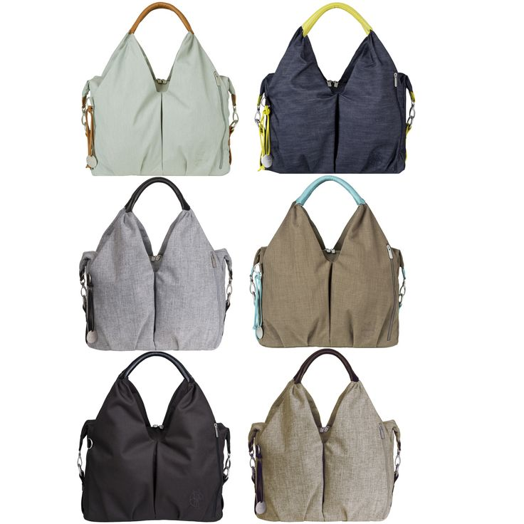 http://www.habausa.com/green-label-neckline-bag.html Neckline Diaper bags made from recycled bottles! Garbage never looked so beautiful!