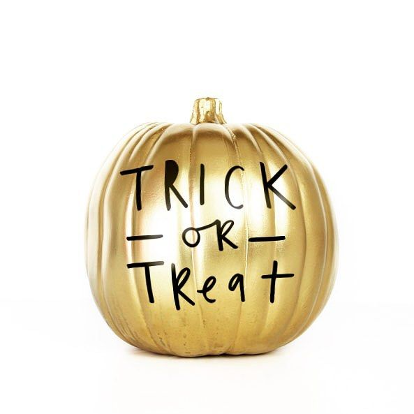 Who's trick or treating tonight?
