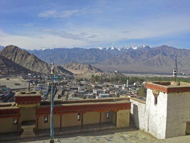 Mit dem Auto über den Srinagar-Leh-Highway