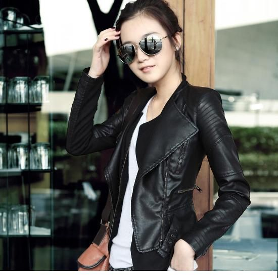 Leather Coats For Ladies