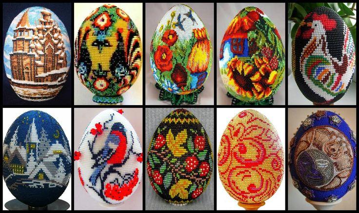 """Cosas del corazón encantadores: partida: """"huevos de Pascua"""" (Comentario + esquema)"""