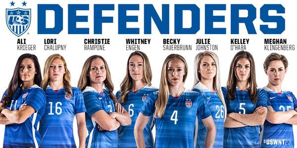U S Soccer Wnt On Twitter Usa Soccer Women Soccer Defender Us Women S National Soccer Team