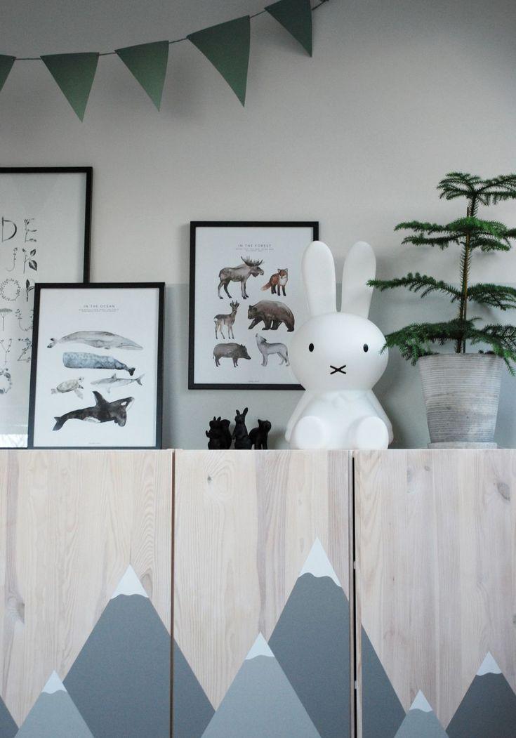 Sofias Inredning - Lite nytt i barnrummet