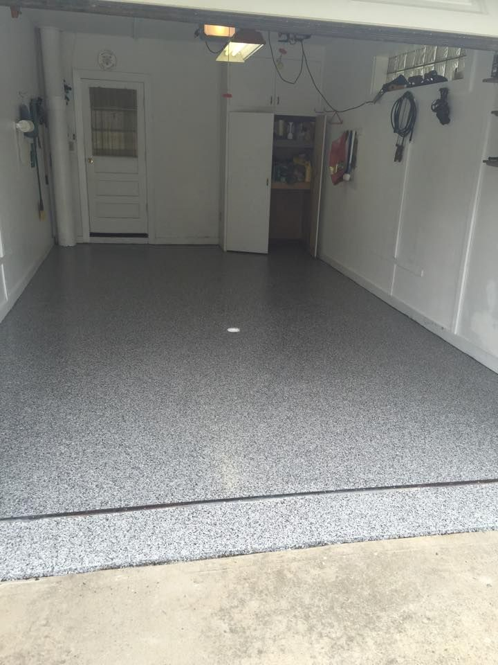 25 best ideas about epoxy garage floor cost on pinterest