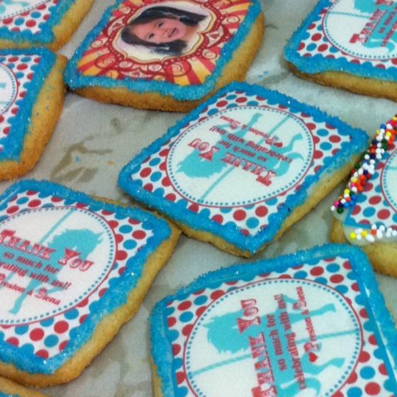 Printed cookies!! Fun with my food coloring printer. | patisserie ...