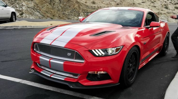 2016 Shelby GT Mustang