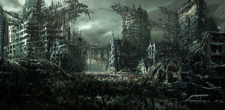 Zombie Apocalypse wallpaper