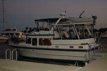 Enjoy a Stay Aboard a Motor Yacht