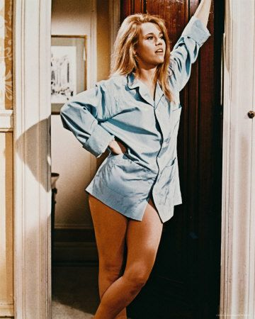 Jane Fonda in Barefoot in the Park