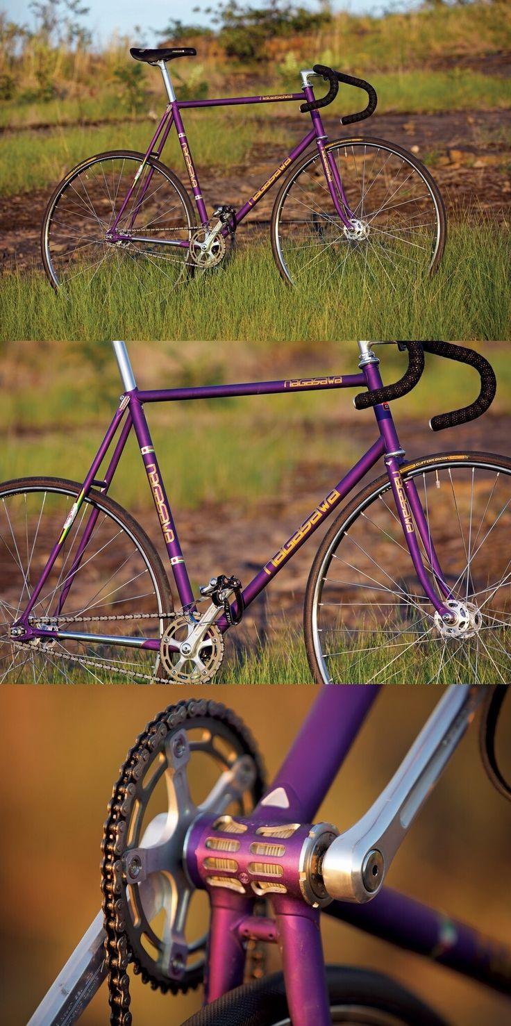 Nagasawa NJS Track Bike