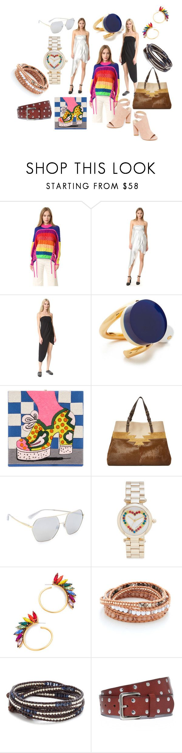 """""""life is beautiful"""" by monica022 ❤ liked on Polyvore featuring Spencer Vladimir, Baja East, Marni, Olympia Le-Tan, Jérôme Dreyfuss, Dolce&Gabbana, Marc Jacobs, Elizabeth Cole, Chan Luu and Rebecca Minkoff"""