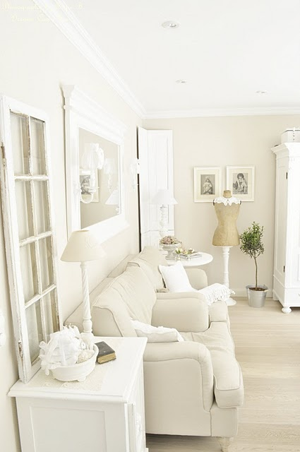 36 Charming Living Room Ideas: 1204 Best Images About BEAUTIFUL WHITE ROOMS On Pinterest