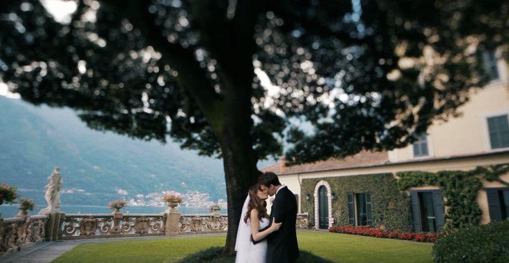 Luisa&Geraint <3 in Lake Como.#wedding #weddingvideo #bride #brideandgroom  #videowedding #frame #stillvideo #tuscany #weddinginitaly #italywedding #balbianello #villadelbalbianello #lakecomo #comolake #matteocastelluccia #destinationwedding #weddingvenue #colors #bridetobe #weddingday