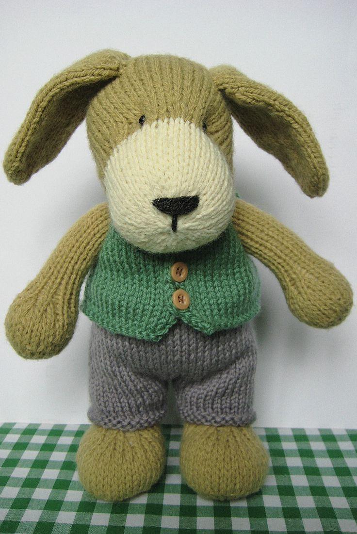 445 best Free Stuffed Animal Knitting Patterns images on ...
