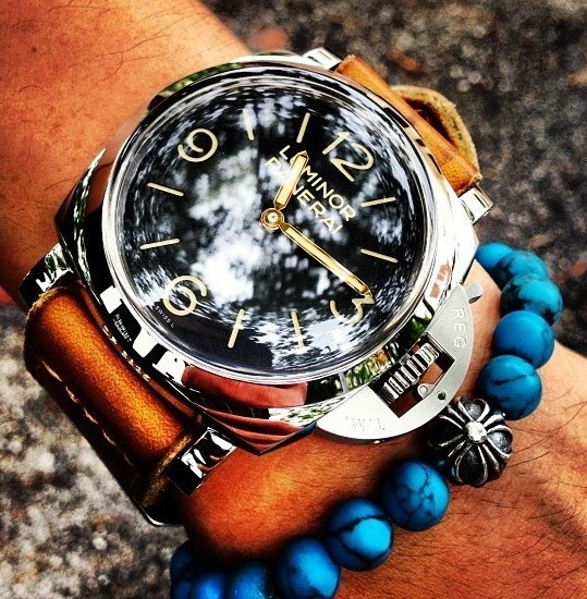 Luminor Panerai Watch