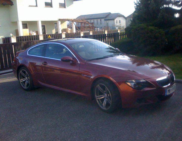 M6 Cabrio (E64) BMW cost - http://autotras.com