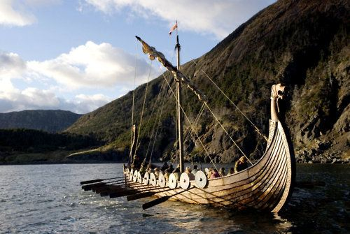 Viking longboat. | Vikings | Pinterest | Vikings