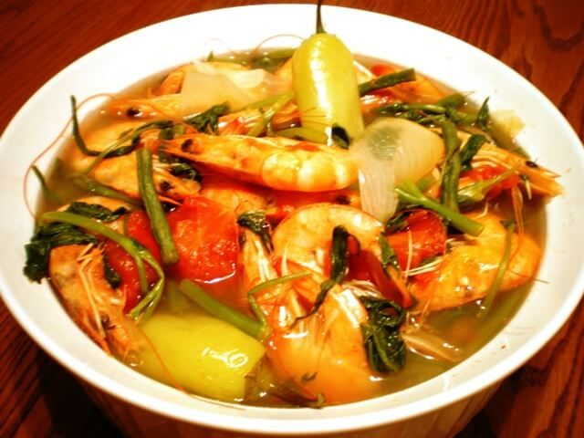 This Sinigang na Hipon Recipe will guide you on how to cook an easy Filipino sour soup with shrimp and vegetables. Enjoy!