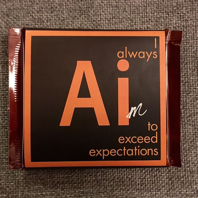 Designer Creates Adobe Inspired Chocolate Bars For Job Interviews And Clients Design Typography Design Design Jobs