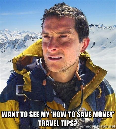 Funny Memes for Travel from Meme Generator | The Travel Tart Blog