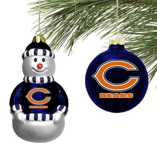 31 best Christmas tree Chicago Bears decor images on Pinterest ...