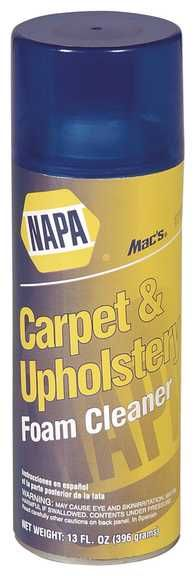NAPA Auto Parts Brand carpet and upholstery cleaner....MIRACLE STAIN REMOVER!!!!!  I bought it for my car but gets ANYTHING and EVERYTHING out of my beige carpet without bleaching or fading the color.