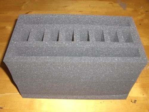 US $14.99 Ammo Can Foam Insert-Turn your 50 caliber ammo can into a pistol/handgun case