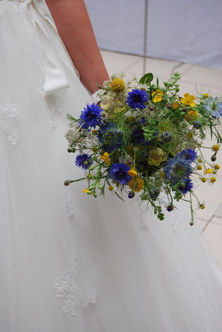 british summer flower wild wedding - Google Search