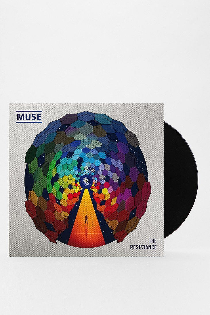 Muse - Resistance 2XLP - Urban Outfitters