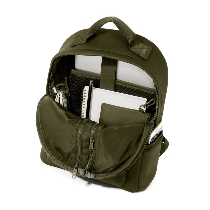 Dakota Backpack Laptop Gym For Women Men