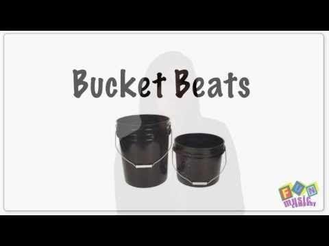 Music Teaching Idea - Bucket Drumming