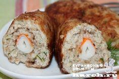 Рыбные зразы с крабовыми палочками, retsepty dlya kormyashhih mam headline vtorye blyuda iz ryby vtorye blyuda