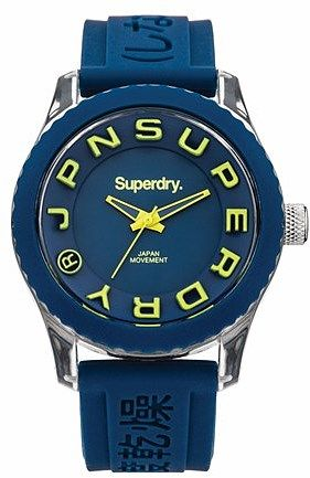 Womens air force blue watch from Lipsy - £39.99 at ClothingByColour.com