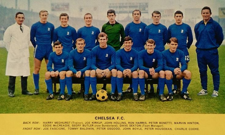 Chelsea '67-'68