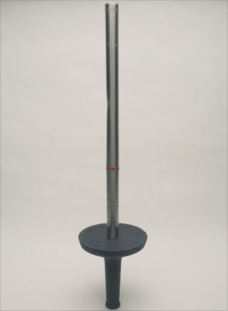Photo: The torch design for the 1964 Summer Olympic Games