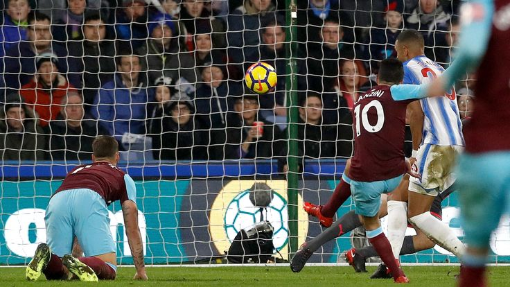 Manuel Lanzini at the double as West Ham secure big victory at Huddersfield #News #ClubNews #composite #Football #huddersfield