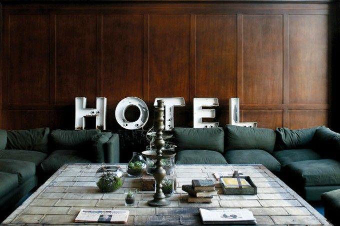 今最も旬なデザインホテル「エースホテル(ACE HOTEL)」世界中で人気の理由とは   RETRIP[リトリップ]