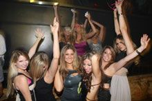 Girls in Vegas can't be tamed, and we don't aim to try and tame them! Let your inner party girl fly, ladies!