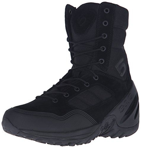 Five Ten Men's Valor Swat Boot,Enforcer Black,8.5 M US ** For more information, visit now : Camping Hiking Gear and Outfit