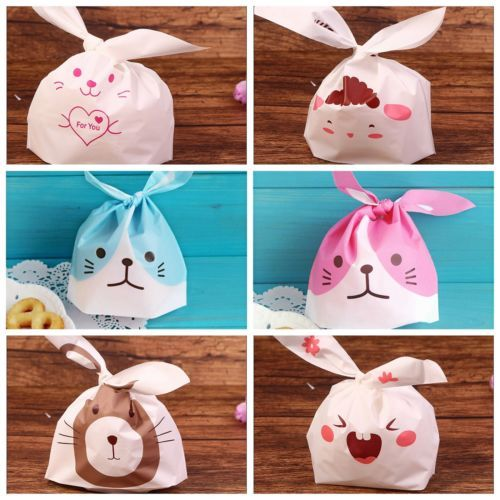 Easter #christmas birthday wedding #party sweet candy kids gift cookie #bread bag,  View more on the LINK: http://www.zeppy.io/product/gb/2/291912909586/