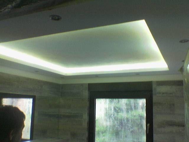 Indirekte Beleuchtung Wohnzimmer Led #1 | Deckenleuchte ...