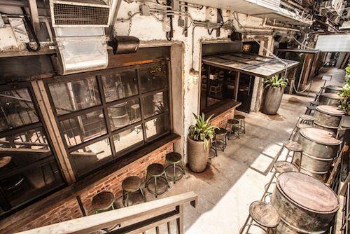 NEW SPOT: BRICKHOUSE HONG KONG