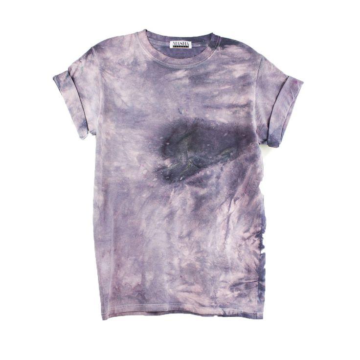 Violet Tie Dye T-shirt