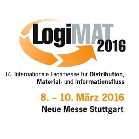 LogiMAT 2016 – Die Intralogistikbranche im Überblick.  Auf der Fachmesse, die vom 8. bis zum 10. März in Stuttgart stattfindet, können sich Besucher über die neusten Entwicklungen innerhalb der Branche informieren. Die LogiMAT umfasst alle Bereiche der Intralogistik – angefangen von der Beschaffung über die Produktion bis hin zur Auslieferung...