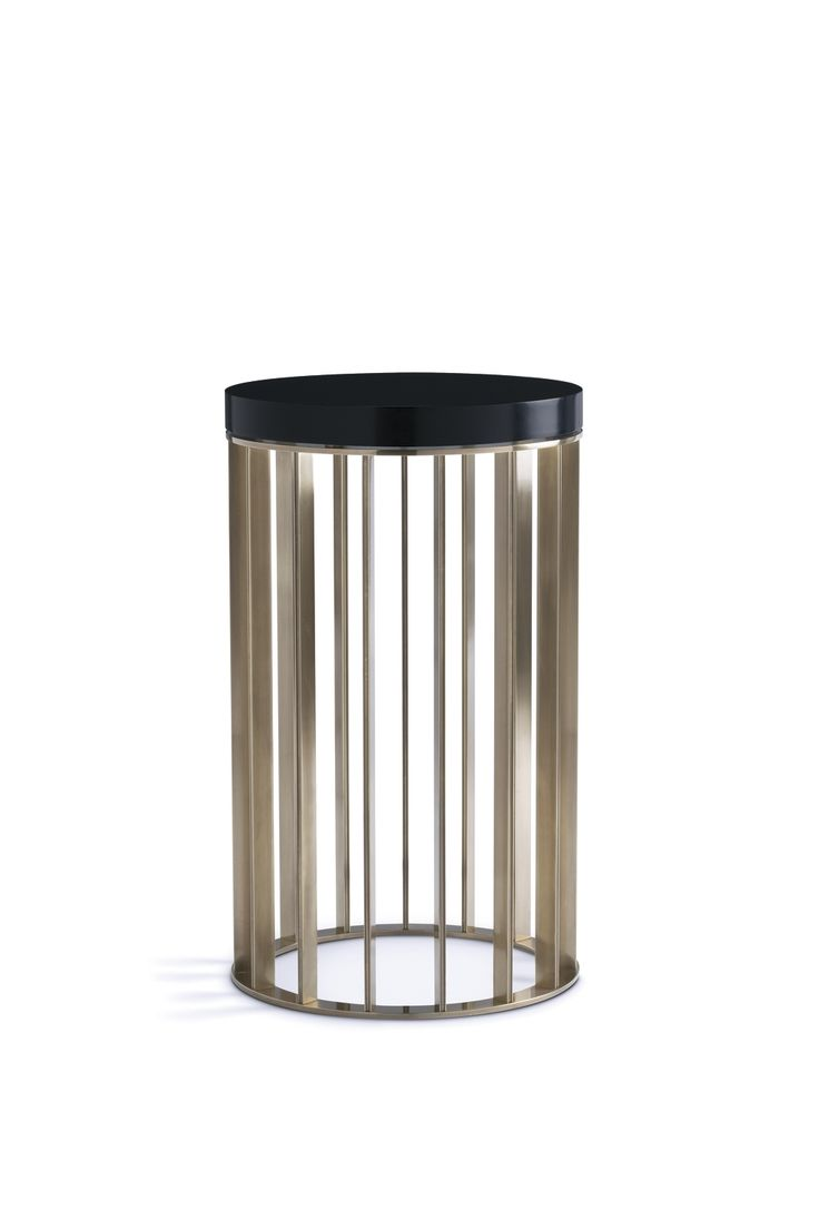 Brass Drink Table | Lexicon | Baker Furniture