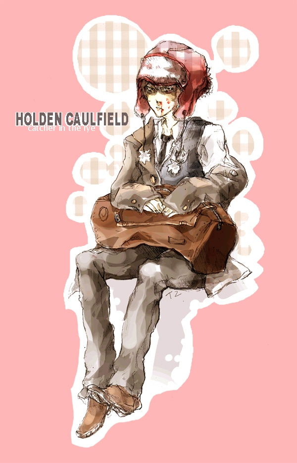 how does holden caulfield see himself Start studying the catcher in the rye  what sorts of perverts does holden see  holden doesn't like that carl himself does flitty things holden makes the.