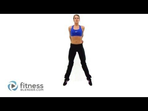 6 Simple Exercises You Can Do at Home for Thinner and Toned Legs