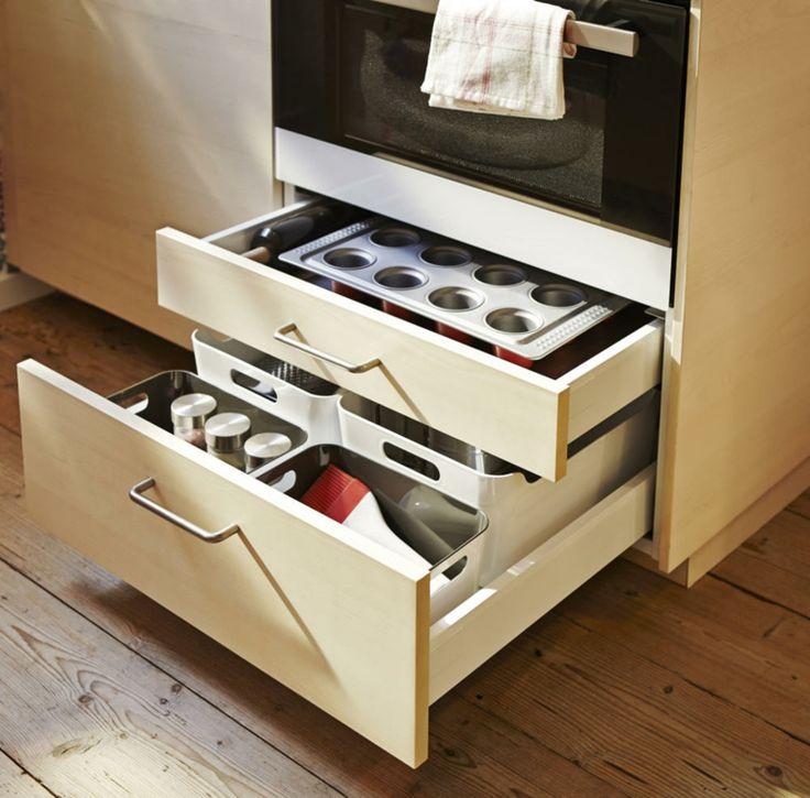 Oltre 25 fantastiche idee su maniglie dei cassetti su - Maniglie cucina acciaio ...
