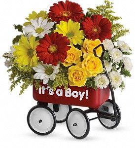 Fresh Flowers for the New Baby. http://villeresflorist.com/metairie-florist/new-baby-flowers-6299c.asp?topnav=TopNav #NewOrleans